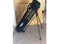 Rogue Junior Golf Clubs with Bag and Trolley