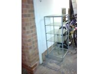 Toughned Glass Shelf for Shop /Home