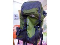 The North Face Terra 60 backpack