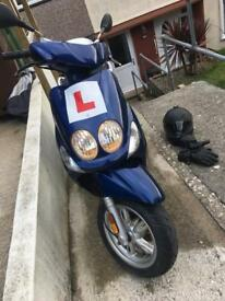 Moped ,Yamaha Neos 50cc