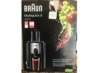 Braun Multiquick 5 Juicer