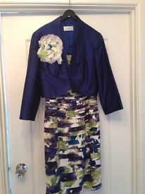 mother of the bride dress and jacket