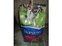 Burgess Dry Dog Food