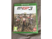 MXGP3 XBOX ONE GAME