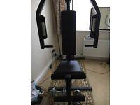 Vertex 2 Weights Gym Set Home Multi Gym