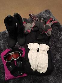 Womens Ski Essentials £45