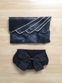 Bags jumpers and tops £5 each new condition size 8/10