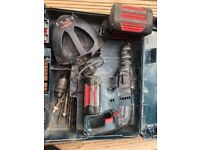 Bosch GBH 36 VF-LI hammer Drill