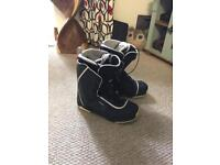 Snowboard boots UK 12 to 13.