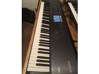 Korg Kronos 88 keys (Mint) + soft case