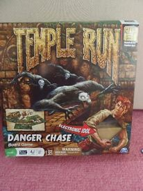 Temple Run board game complete in box