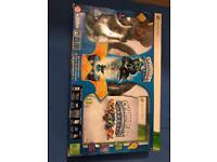 Xbox 360 Skylanders Spyros Adventure Starter Game Pack in original box
