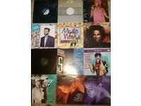 Reggae vinyl collection