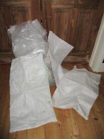 20 plus sacks for logs / spuds / post etc, BS5