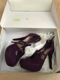Designer Platform high heels