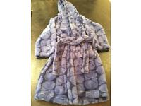 Boys mayoral dressing gown 7-8