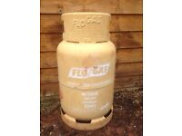 BUTANE 13KG EMPTY GAS BOTTLE £15 COLLECTION ONLY