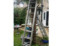 Ladders Extendable Ladder