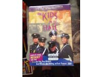KIDS IN THE HALL COMPLETE SERIES MEGA BOX SET UNOPENED REGION 1