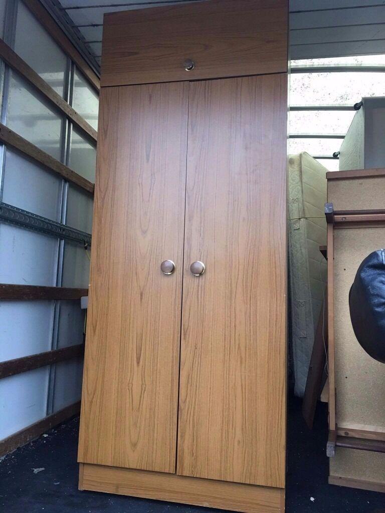 Nice strong wardrobe