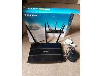 Wireless tp link router