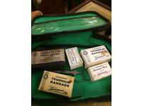 Very old first aid items