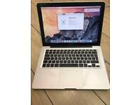 Apple MacBook Pro 13 inch Mid 2012 - 2.5GHz Intel Core i5 - 4GB RAM, 500GB HDD-Fully Refurbished