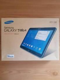 "Samsung Tab 4 Black 10.1"" 16gb littraly brand new"