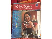 Aqa science chemistry textbook