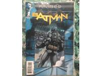 Batman 3D comic