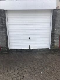 Lock up garage