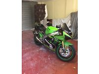 The bike is in very good condition! only Reason for selling want a bigger bike