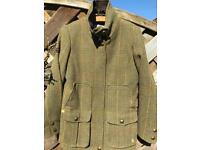 JOULES FIELD COAT MR TOAD SIZE 12.