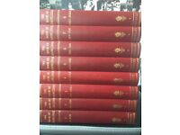 The Book of Knowledge by Waverley (set of 8)