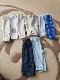 6-9 months boy clothes bundle