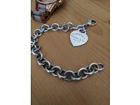 Tiffany bracelet for sale £70 ONO