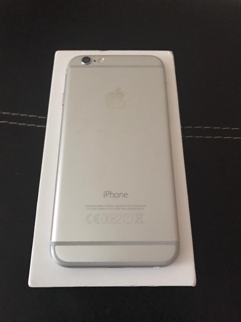 Cheap iPhone 6 unlocked 16gb. Very good condition boxedin Alum Rock, West MidlandsGumtree - Apple iPhone 6 16gbsilver and white available Charger and box included Network unlocked use any sim cardWILL PRICE MATCH ANY GENUINE Retail QUOTE. terms ApplyBrand new condition All in perfect working order.Comes with warranty for your peace of...