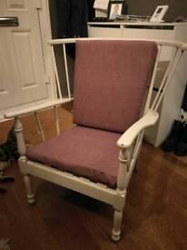 Ercol style chair