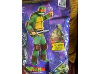TMNT Raphael costume BNWT