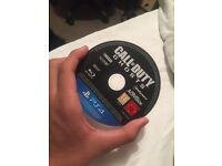 THE CREW AND CALL OF DUTY GHOSTS PS4