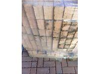 2.5 Pallets of facing bricks