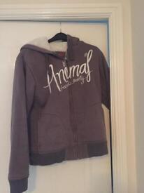 Women's Animal hoodie size 12