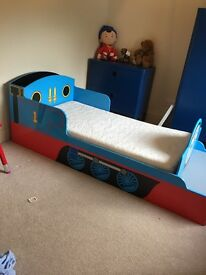 Thomas the Tank Engine kids bed