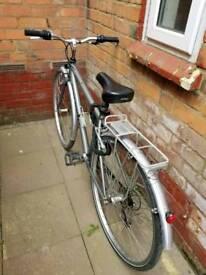 Raleigh Pioneer 21 Bicycle