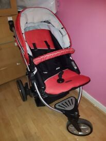 Britax B-Smart3 pushchair
