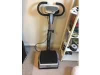 Vibration plate excellent working order
