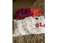 Girls Ralph Lauren sm bundle 12-14