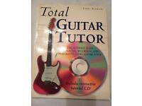 Guitar tutor book