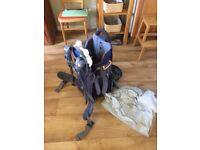 Child carrier rucksack