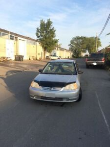 Honda Civic 2001 Manuel